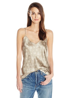 Vince Women's Calico Floral V-Neck Cami  XS