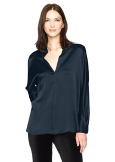 Vince Women's Collar Band Blouse  M