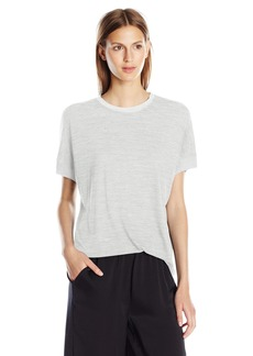 Vince Women's Cuffed Sleeve Coccon