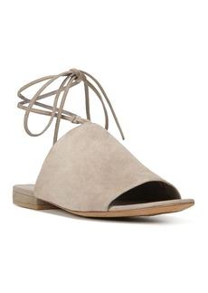 Vince Women's Damon Suede Lace Up Slide Sandals