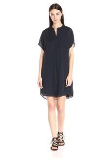 Vince Women's Double Georgette Dress