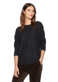 Vince Women's Drop Shoulder Crew  L