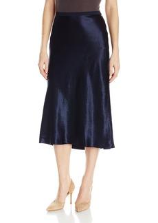 Vince Women's Elastic Slip Skirt  XS
