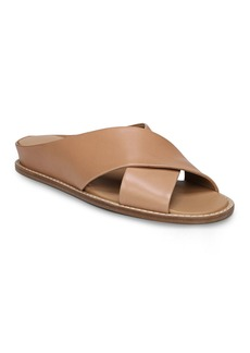 Vince Women's Fairley Leather Slide Sandals