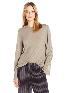 Vince Women's Full Sleeve Crew Neck  L