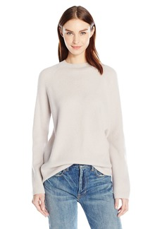 Vince Women's High Crew Pullover  L