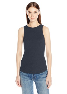 Vince Women's High Neck Tank  L