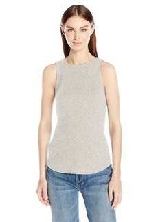 Vince Women's High Neck Tank  S