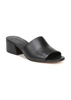 Vince Women's Karissa Leather Slide Sandals