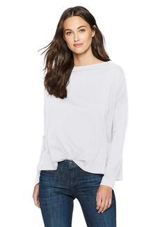 Vince Women's Long Sleeve Mock Neck  M