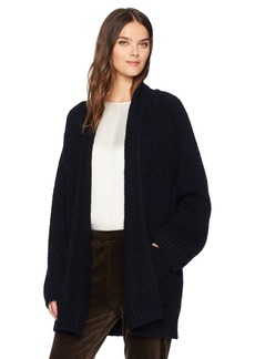 Vince Women's Marl Car Coat  M