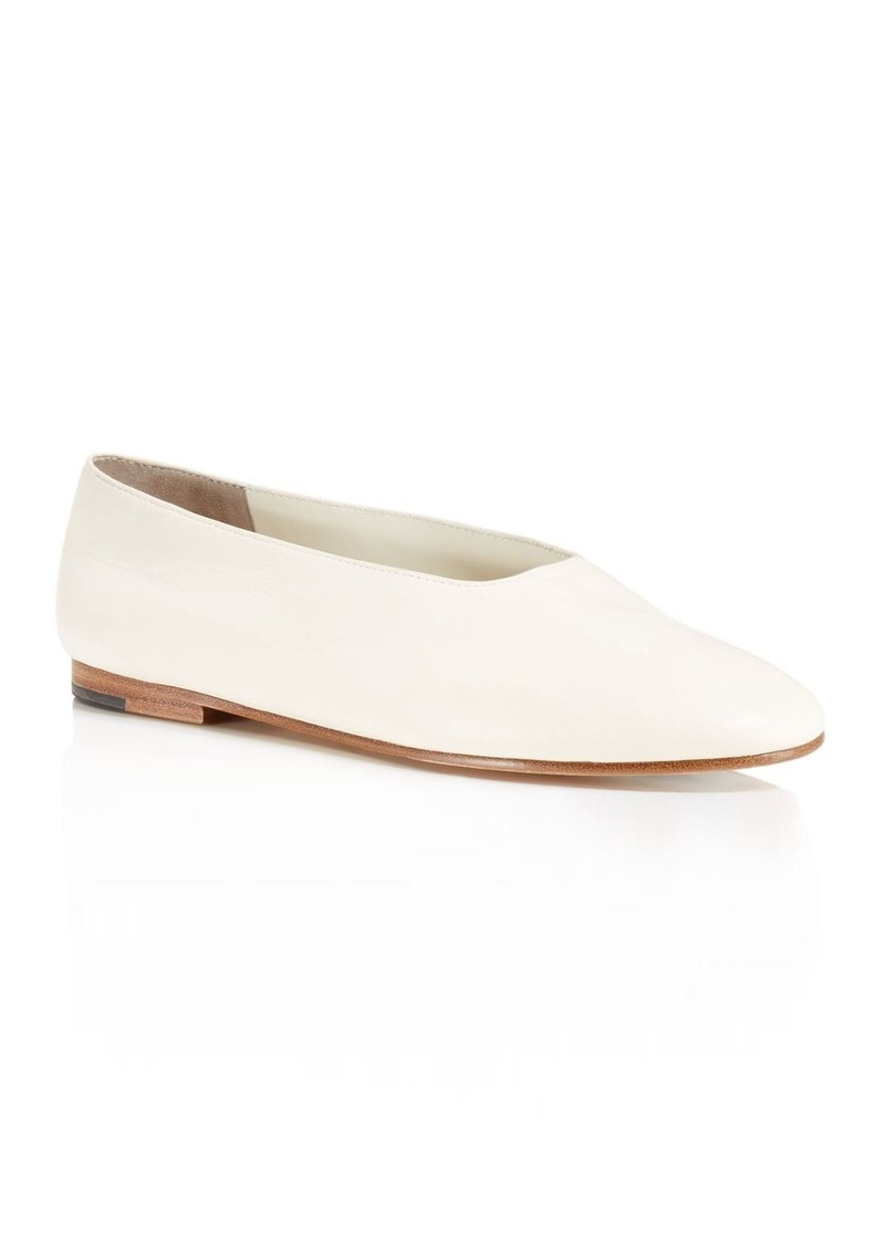 685c47f50 Vince Vince Women's Maxwell Leather Flats | Shoes