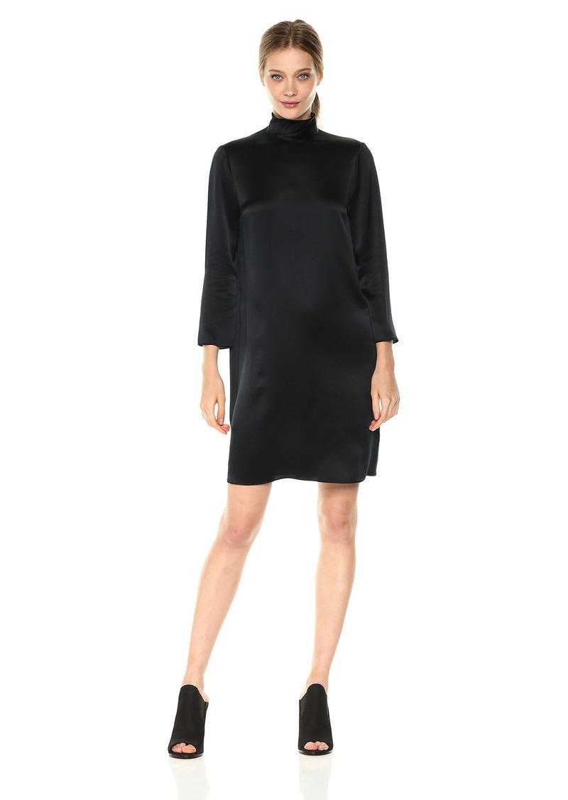 Vince Women's Mockneck Dress  S