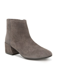 Vince Women's Ostend Suede Mid Block Heel Booties
