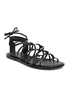 Vince Women's Palmera Leather Lace Up Sandals