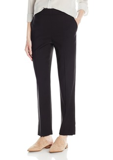 Vince Women's Pleat Pull on Track Trouser  L