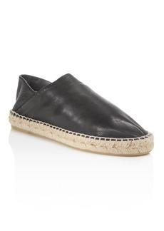 Vince Women's Rachael Leather Espadrille Flats