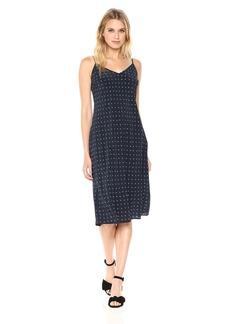Vince Women's Refined Dot Cami Dress  XS