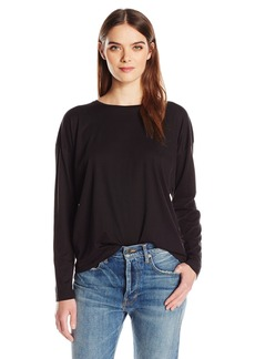 Vince Women's Relaxed L/s Crew  M