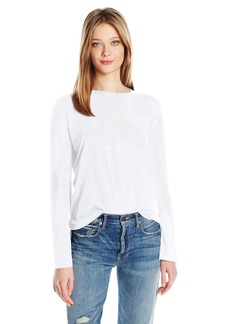 Vince Women's Relaxed L/s Crew Neck  M