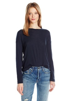 Vince Women's Relaxed L/s Crew Neck  XS