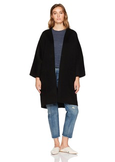 Vince Women's Reversible Cardigan Coat  M