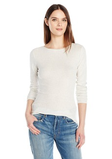 Vince Women's Shirt Tail L/s  L
