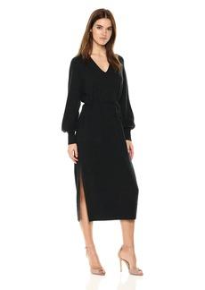 Vince Women's Side Slit Dress  L