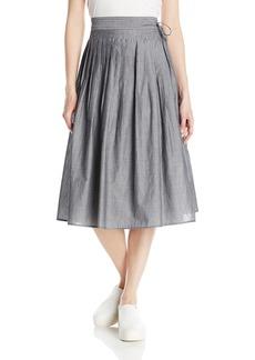 Vince Women's Skinny Stripe Skirt  XS