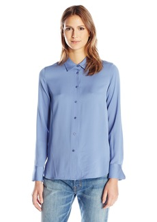 Vince Women's Slim Fitted Blouse  M