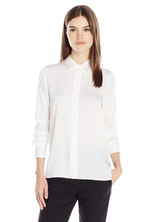 Vince Women's Slim Fitted Blouse  S