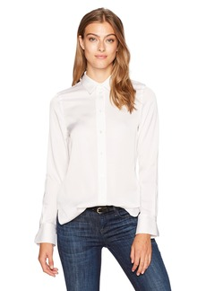Vince Women's Slim Fitted Blouse  XS