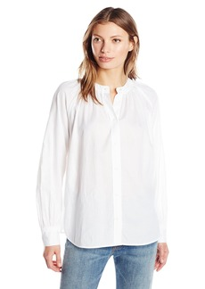 Vince Women's Soft Pleated Blouse  XS