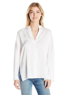 Vince Women's Sp+h25lit Nk Blouse  S