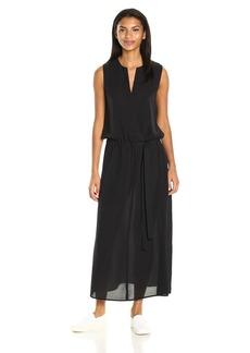 Vince Women's Split Nk Dress  L