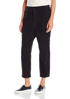 Vince Women's Suede Track Pant