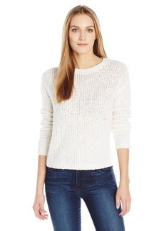 Vince Women's Textured Boxy Pullover  S