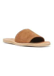 Vince Women's Torrell Suede Slide Sandals
