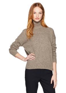 Vince Women's Turtleneck Pullover  S