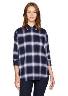 Vince Women's Utility Shirt  XS