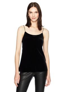 Vince Women's Velvet Camisole  L