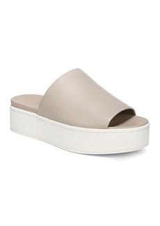 Vince Women's Walford Platform Slide Sandals
