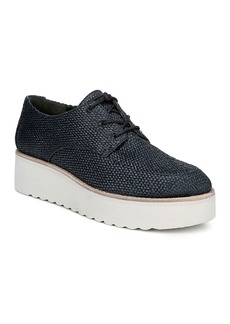 Vince Women's Zina Raffia Platform Sneakers