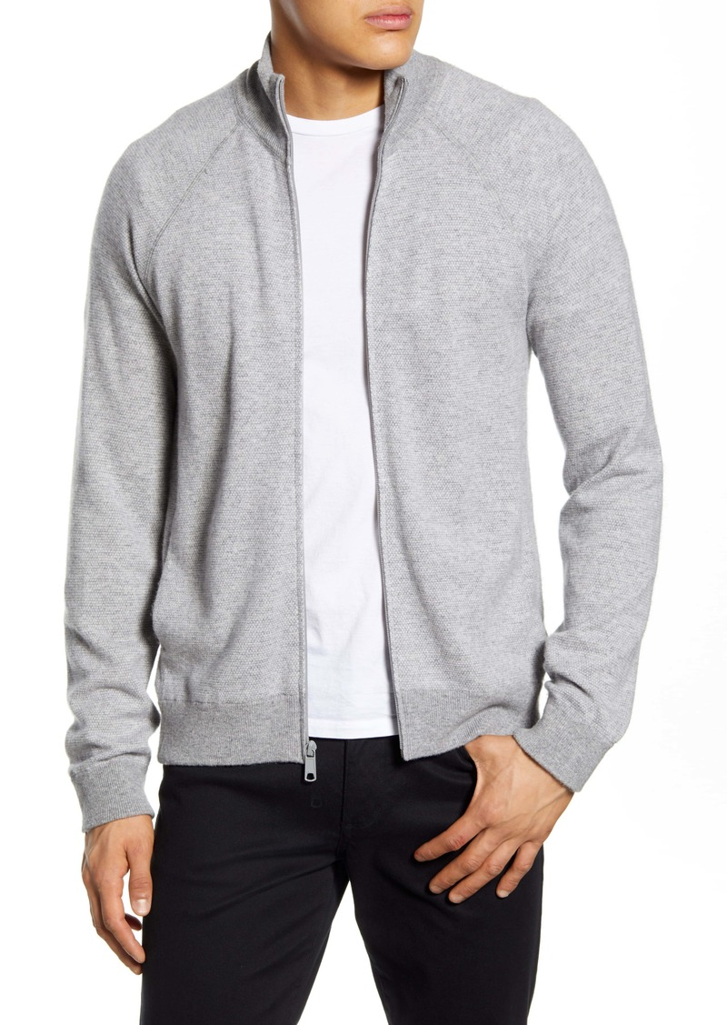Vince Wool & Cashmere Sweater Jacket