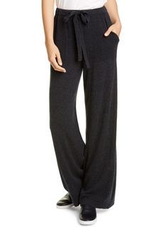 Vince Wool & Cashmere Wide Leg Pants