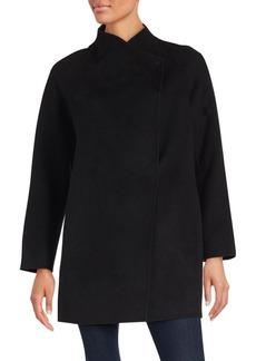 Vince Wool-Blend Coat