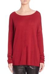 Vince Wool-Blend Crewneck Sweater