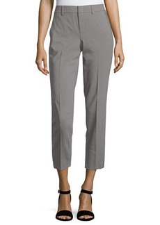 Vince Wool-Blend Strapping Pants
