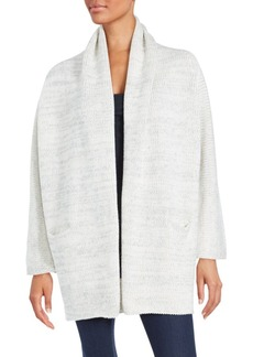 Vince Wool Open Front Sweater
