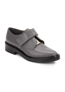 Vince Wren Stacked Leather Flats